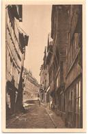 Dépt 14 - LISIEUX - Vieilles Maison De La Rue Aux Fèves - Lisieux