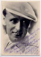 Autographe de H. Talber : Artiste 1942 (2)