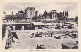 Italy Roma Rome Palatino Casa Di Tiberio - Places & Squares