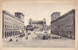 Italy Roma Rome Piazza Venezia