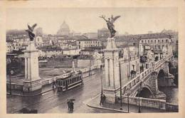 Italy Roma Rome Ponte Vittorio Emanuele