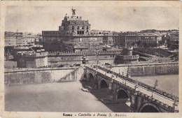 Italy Roma Rome Castello e Ponte San Angelo