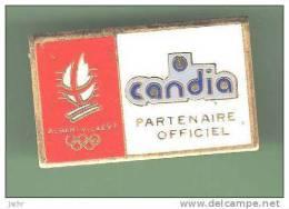 JO ALBERTVILLE  92 *** CANDIA *** (032) - Olympische Spelen