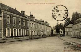 10 -MARCILLY- Place De La Gendarmerie- - Marcilly