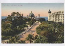 NICE Jardin Public Hotel  Rhul - Parks
