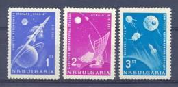 BULGARIA   Moonsondes - Space