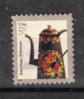 U.s.a.   -   2007.  Teiera Artistica.  Artistic Tea - Pot - Porcelana