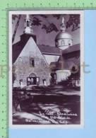 Notre Dame Du Cap Trois-Rivieres Canada ( Le Petit Sanctuaire  The Old Shrine ) Photo Réel Postcard Carte Postale - Trois-Rivières