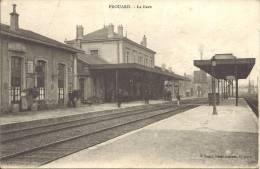 54 - FROUARD - Meurthe Et Moselle - La Gare - Frouard