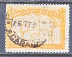 Venezuela 137a  Original   (o) - Venezuela