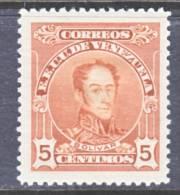 Venezuela 269    * 1924-39 Issue - Venezuela