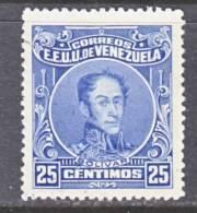 Venezuela 276a   Perf  14   (o) 1924-39 Issue - Venezuela