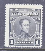 Venezuela 282   *   1924-39 Issue - Venezuela