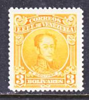Venezuela 283   *   1924-39 Issue - Venezuela