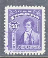 Venezuela 361   (o)   1940-3 Issue - Venezuela