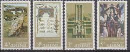 Armenia 1993 Armenian Culture - Art 4v+ S/S - MNH (**) - Arte