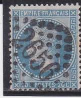 GC 2656  -  NICE -  ALPES MARITIMES - Marcophilie (Timbres Détachés)