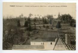 Vergt Versant Sud Du Parc Belo Visto Créé Par M. Georges Buisson - Other Municipalities