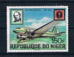 Niger 1979 Flugzeuge Mi.Nr. 664 ** - Niger (1960-...)