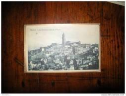 MATERA - 1920 -PANORAMA - Matera