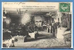 49 - SAINT FLORENT --  Caves De La Maison - Les Petits  Fils De Bouvet - Ladubay - Other Municipalities