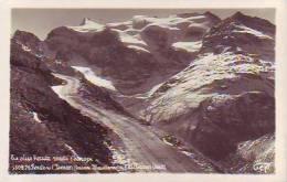 73 Route De L'Iseran Et L'Albaron (3662) - La Plus Haute Route D'Europe - CPSM Petit Format - France