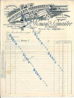 BRIARE Loire QUINCALLERIE .-RENAUD-LEMAITRE( Voir Scan Du Dos) - Autres