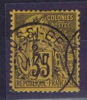 Colonies General: Yv 56 Nossi-Bé, Maury Cat Valeur € 400, Very Nice Cancel.
