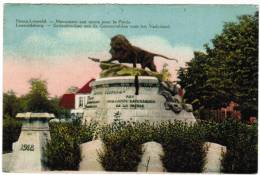 Kamp Van Beverloo, Camp Monument Sur Morts Pour La Patrie (pk8477) - Leopoldsburg (Kamp Van Beverloo)