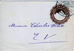 Egypt Postal Stationery 1 Millesime - Lot. A286 - Service