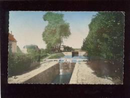 45 Grignon Par Lorris Le Canal & Les écluses édit. Michel Tabac - Frankreich