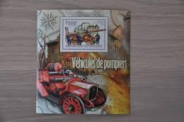 M1 - 63 ++ BURUNDI BRANDWEER FIRE FIGHTING VEHICLES DE POMPIERS FUERWAGEN  MNH ** - Burundi