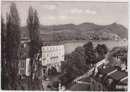 Bad Godesberg - Hotel 'Dreesen' : VW KÄFER/COX, DKW CABRIOLET, MERCEDES 170 - Car/Auto - Deutschland - PKW