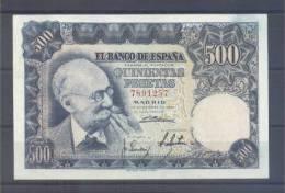 EDIFIL D61.-  500 PTAS 15 NOVIEMBRE DE 1951.- - 500 Pesetas
