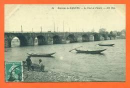 """Dpt  44  Nantes   """"  Le Pont De Pirmil  """" - Nantes"""