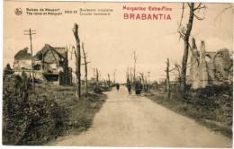 Nieuwpoort, Nieuport 1914-18 Boulevard Circulaire (pk8492) - Nieuwpoort