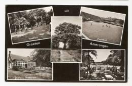 NETHERLANDS Multiview Postcard AMERONGEN Used - Amerongen