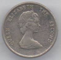 EAST CARIBBEAN STATES 10 CENTS 1995 - East Caribbean States