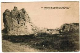 Nieuwpoort, Nieuport Ville La Tour Des Templiers (pk8500) - Nieuwpoort