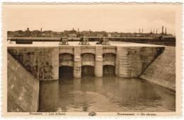 Nieuwpoort, Nieuport, De Sluizen (pk8501) - Nieuwpoort