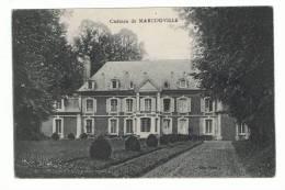 BOSGUERARD - 27 - CHATEAU DE MARCOUVILLE - Non Classés