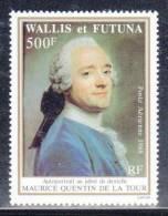 WALLIS ET FUTUNA - P.A N° 161 **  (1988) - Poste Aérienne