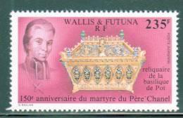 WALLIS ET FUTUNA - P.A N° 170 **  (1991) Père Chanel - Poste Aérienne