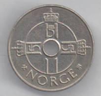 NORVEGIA 1 KRONE 1997 - Norvegia