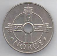 NORVEGIA 1 KRONE 1998 - Norvegia