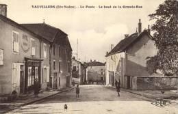 70 - Vauvillers - La Poste - Le Haut De La Grande Rue - 42912 - Non Classés