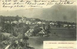 4q - 73 - Lescheraines - Savoie - Les Bauges - Lescheraines Vue Générale - Aymonier N° 33 - France