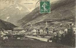4q - 73 - Lanslebourg - Savoie - Vue Générale - F. Montaz - France