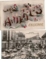 2 Belles Cartes Postas D ' AUXONNE - Auxonne