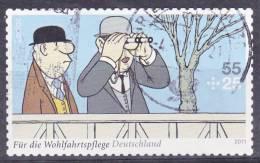 Duitsland BRD/Deutsche Bundespost/Allemagne Fédérale/Germany Fed. - 2011 - Nr. Mi 2843  USED (°) - [7] République Fédérale